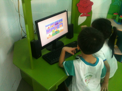 Kidsmart cung be