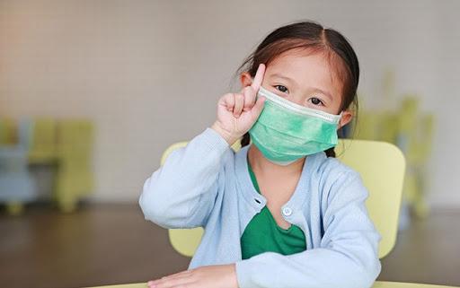 Cùng bé phòng tránh dịch bệnh ba mẹ nhé!